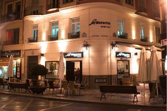 Restaurante Los Manueles Granada