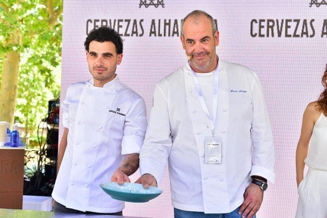 Bocados Álvaro Arriaga