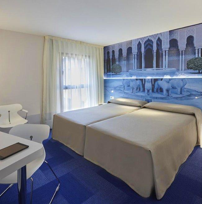 Dónde alojarse en Granada. Granada Five Senses Rooms Suites