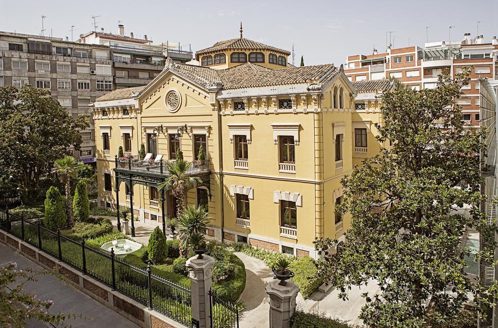 Dónde alojarse en Granada. Hospes Palacio de los Patos