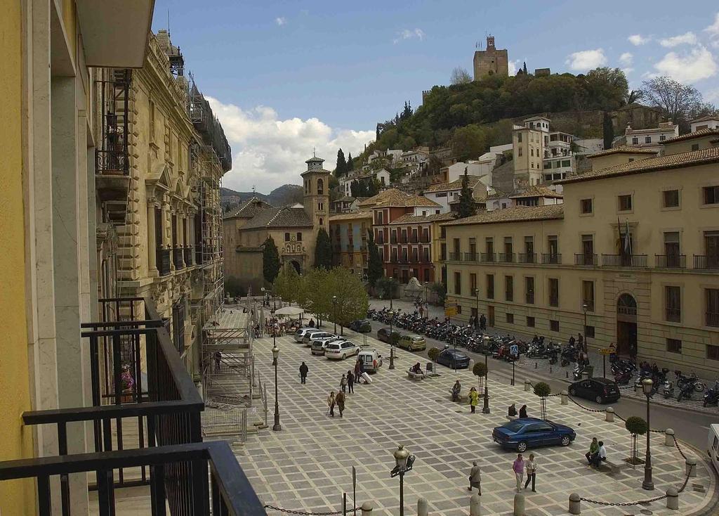 Hotel Maciá Plaza Granada