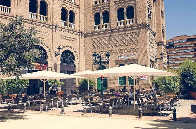 Restaurante Tendido 1 en la zona de Plaza de Toros
