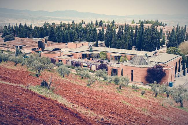 cementerio de san jose granada