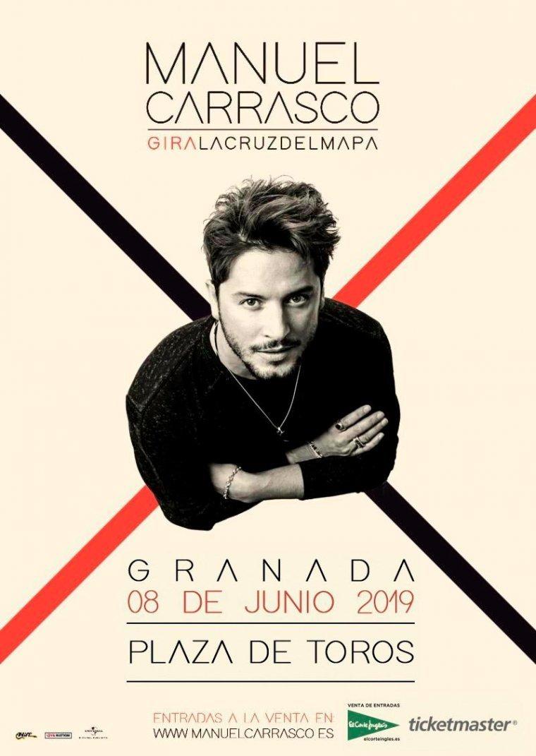 Manuel Carrasco - Plaza de Toros (08/06/19)