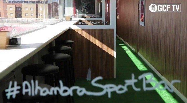 Alhambra Sport Bar