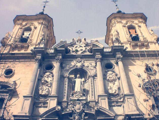 basilica de san juan de dios granada