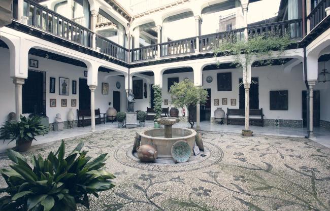 casa museo de los pisas museo de san juan de dios granada