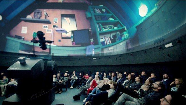 planetario y astronomia parque de las ciencias granada