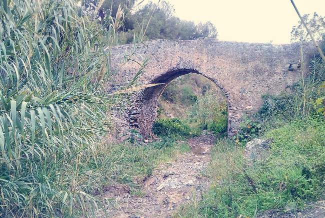 Puente romano de Cotobro, Almuñecar