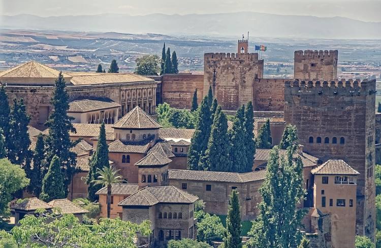 Visita guiada Alhambra y Palacios Nazaríes