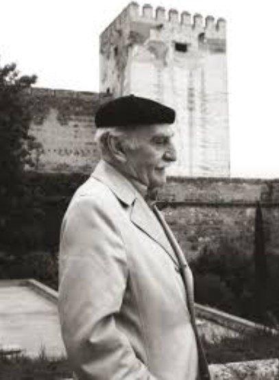 Francisco Ayala en la Alhambra | revistamercurio