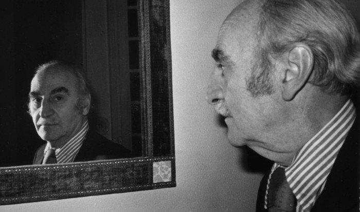 Ayala, en una imagen tomada entre 1969 y 1970. JULIO CÉSAR CORTESÍA FFA