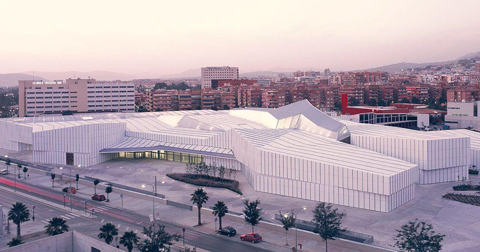 Museos en Granada. Parque de las Ciencias