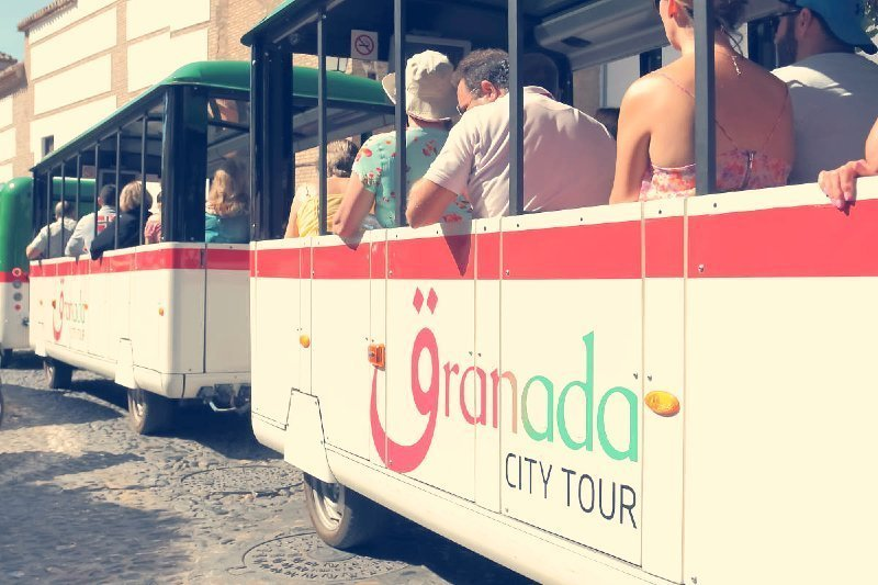 Tren Turístico de Granada