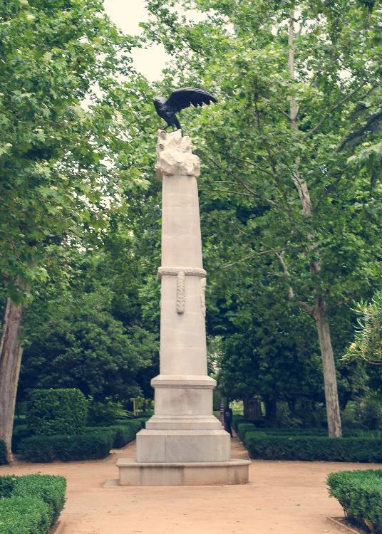 Monumento al Duque de San Padro de Galatino