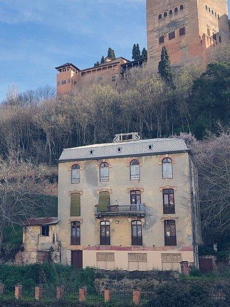 El Paseo de los Tristes, Granada