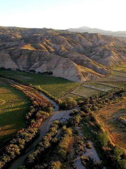 Geoparque de Granada. @geoparquedegranada