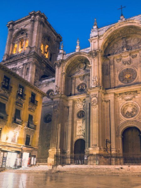 Tour por el centro de Granada