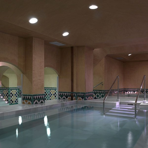 Baños Arabes Palacio de Comares Granada