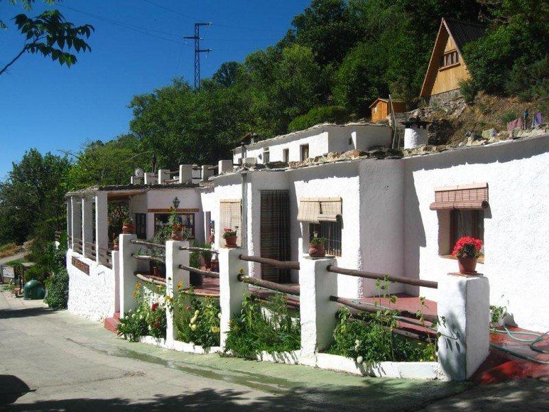 Bungalow Camping Trevélez Granada