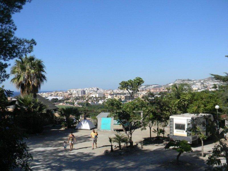 Camping Tropical Almuñécar Granada