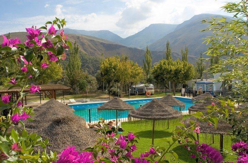 Camping Orgiva Granada