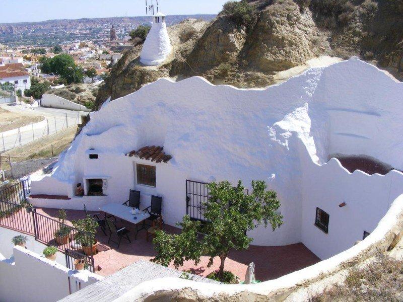 Casas Cueva en Guadix