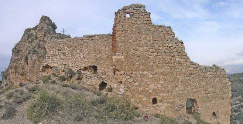 Ruinas del Nazarí de Mondújar Granada