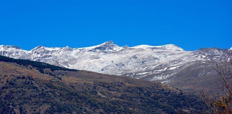 Como llegar a Sierra Nevada Granada