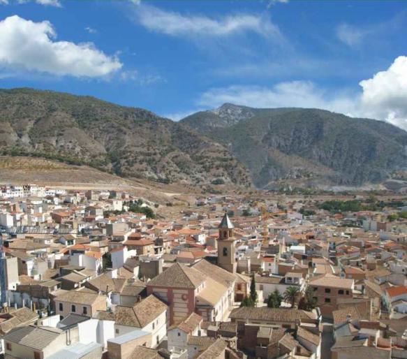 El Padul, Valle de Lecrin, Granada
