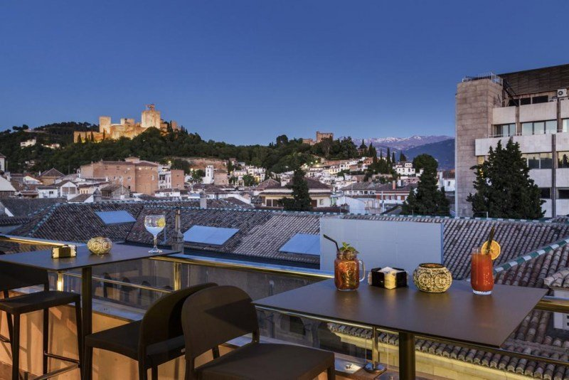 Eurostars Gran Via Granada