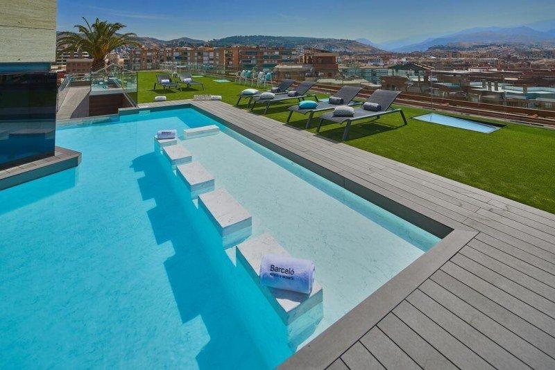 Hotel Barceló Granada Congress