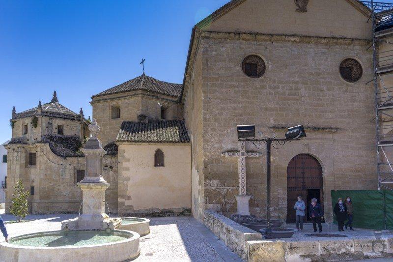 Iglesia del Carmen Alhama de Granada