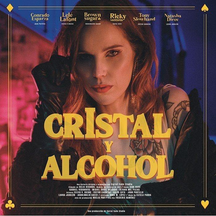 Miguel Ángel Delgado presenta Cristal y Alcohol
