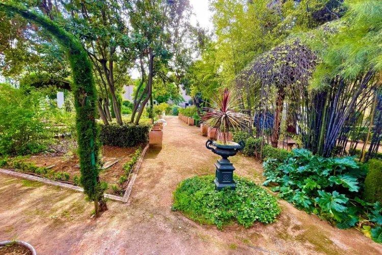 Parque Federico Garcia Lorca Granada