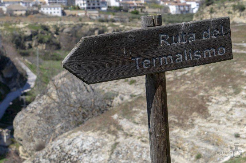 Ruta de las Termas de Alhama de Granada