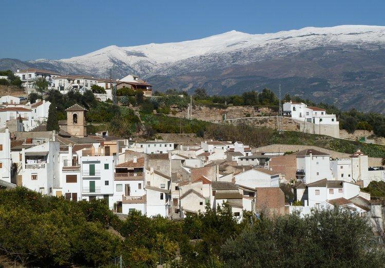 Saleres Valle de Lecrin, Granada