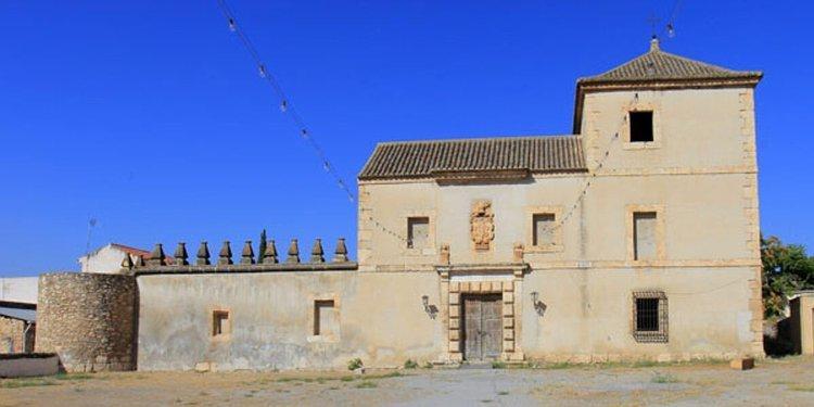 Casa-Palacio de los Condes de Padul