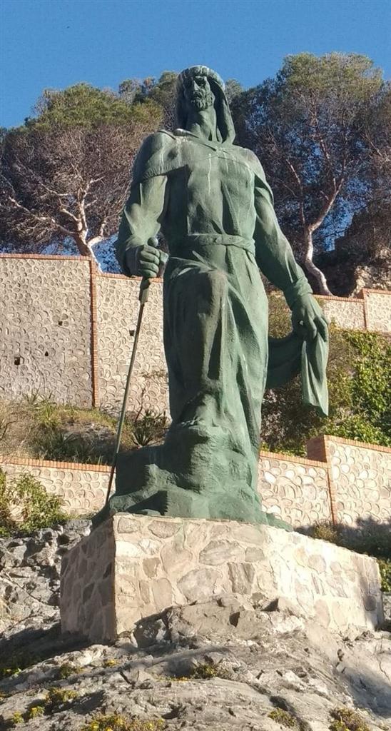 Monumento de Abderramán I, Almuñécar