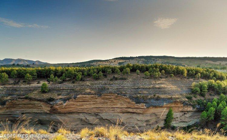 Pantano de los Bermejales Granada. @fotografiafigo