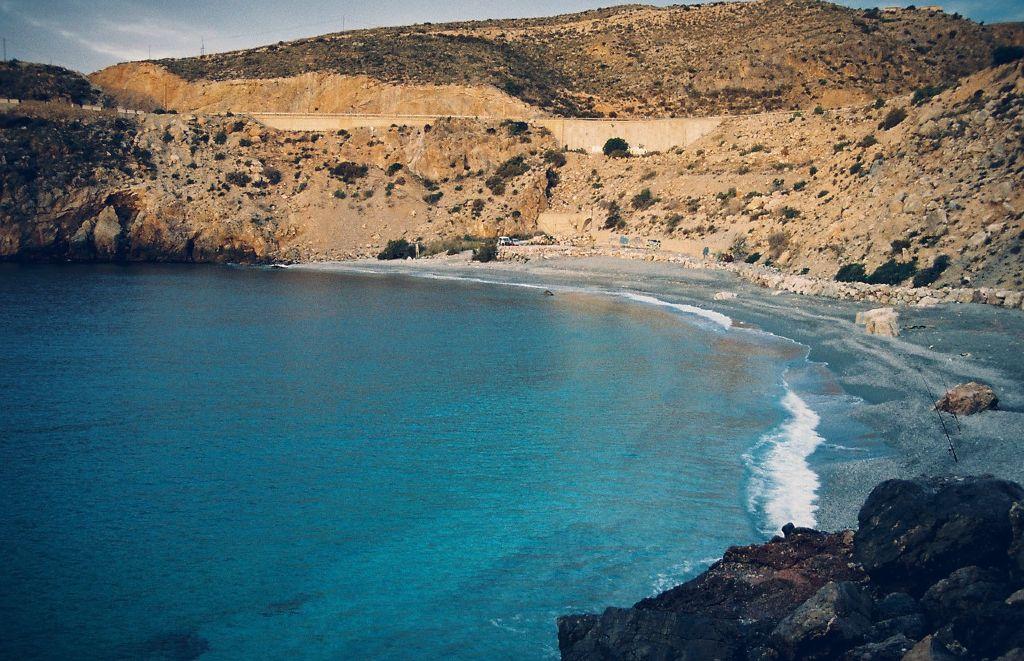 Playa la Rijana (Castell de Ferro)