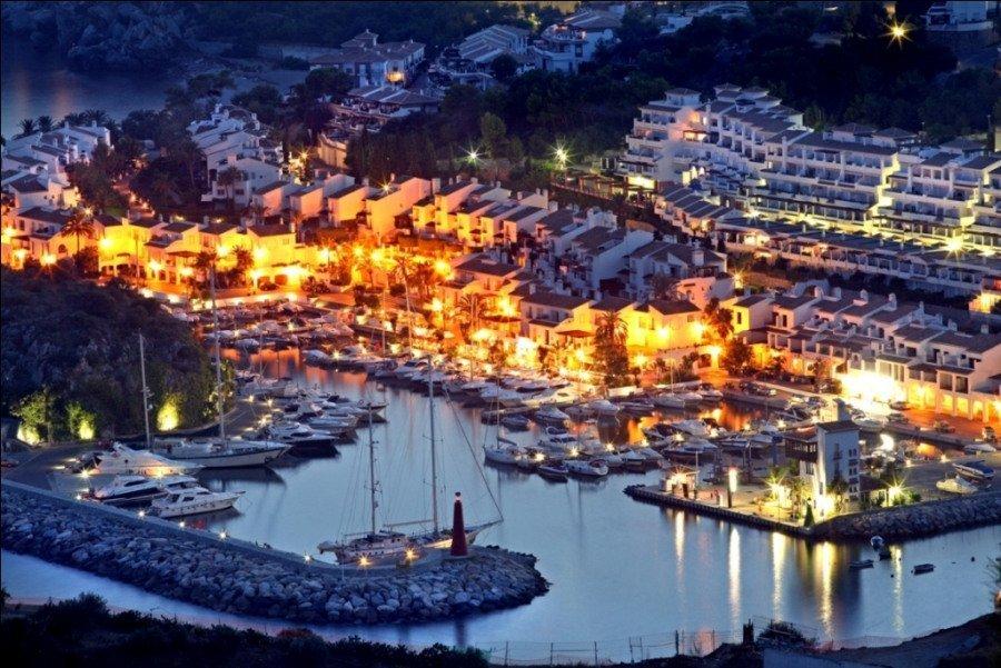 Puerto Deportivo Marina del Este. Almuñecar