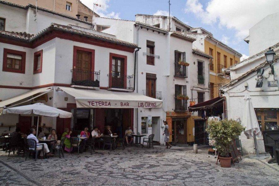 Teteria Las Cuevas Granada