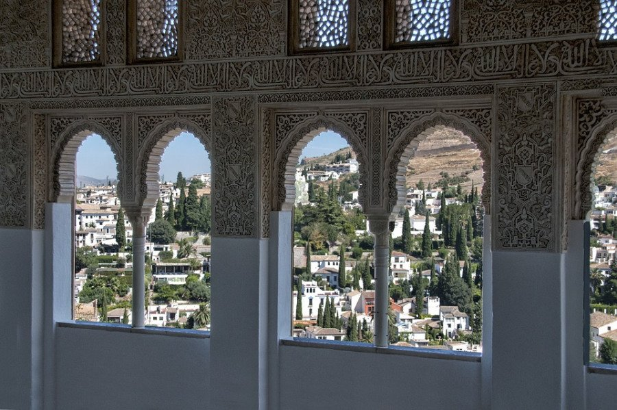 El Oratorio del Mexuar, Alhambra