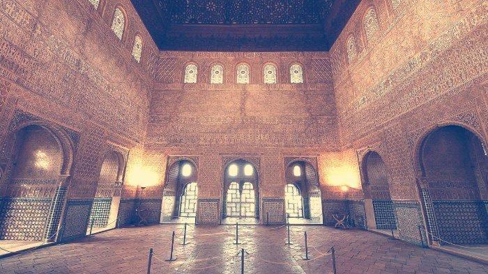 El Salón de Embajadores, Alhambra